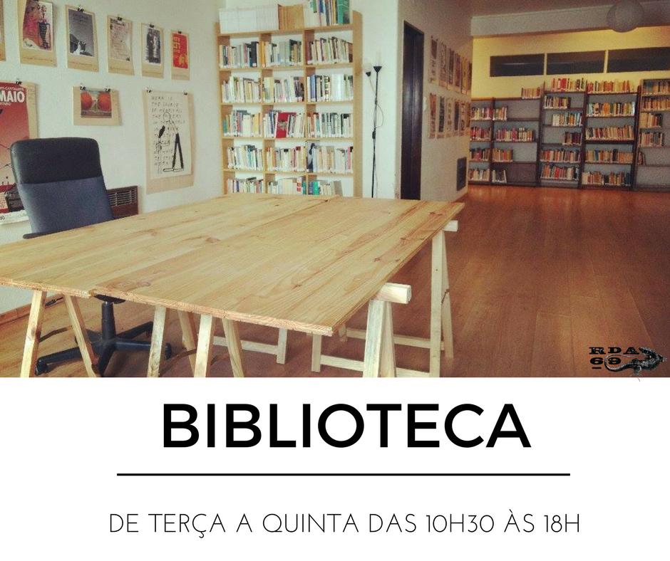 Biblioteca da Recreativa dos Anjos Associação